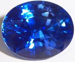 Blue Sapphire Testing