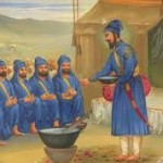 Guru Gobind Singh Ji - Initiating the Khalsa Panth