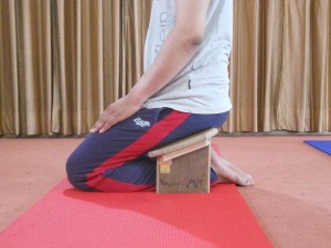 Position of feet 1