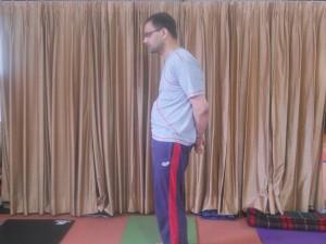 Wrong Standing Posture 2