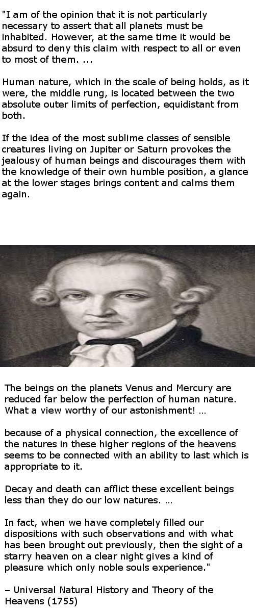 immanuel kant human nature