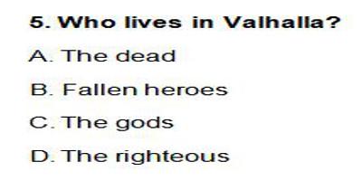 5 Image Norse Mythology
