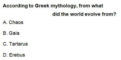 1 Greek Mythology Guessing the Family Tree!