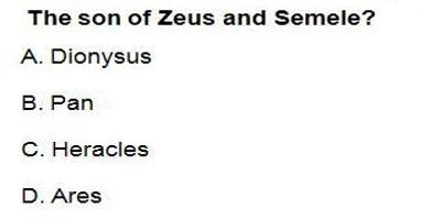 13 Greek Mythology Guessing the Family Tree!