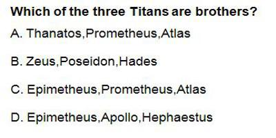 8 Greek Mythology Guessing the Family Tree!