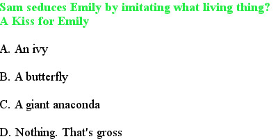 3 A Kiss for Emily, Book One of the Emily Stokes Series