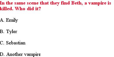 7 Clandestine Quiz