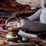 Practice to Store Water in Copper Utensils